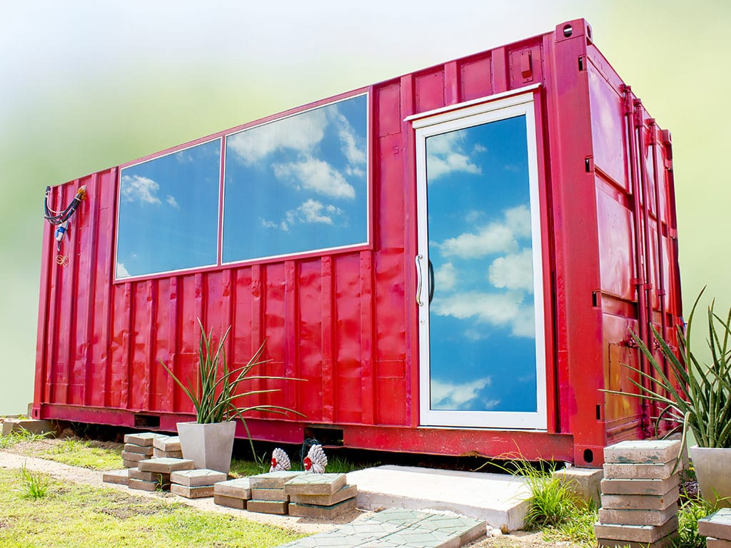 Browse Our Shipping Container Conversions. Bespoke Containers Made Into  Custom Offices, Display Booths And Made To Order In Irregular Sizes.