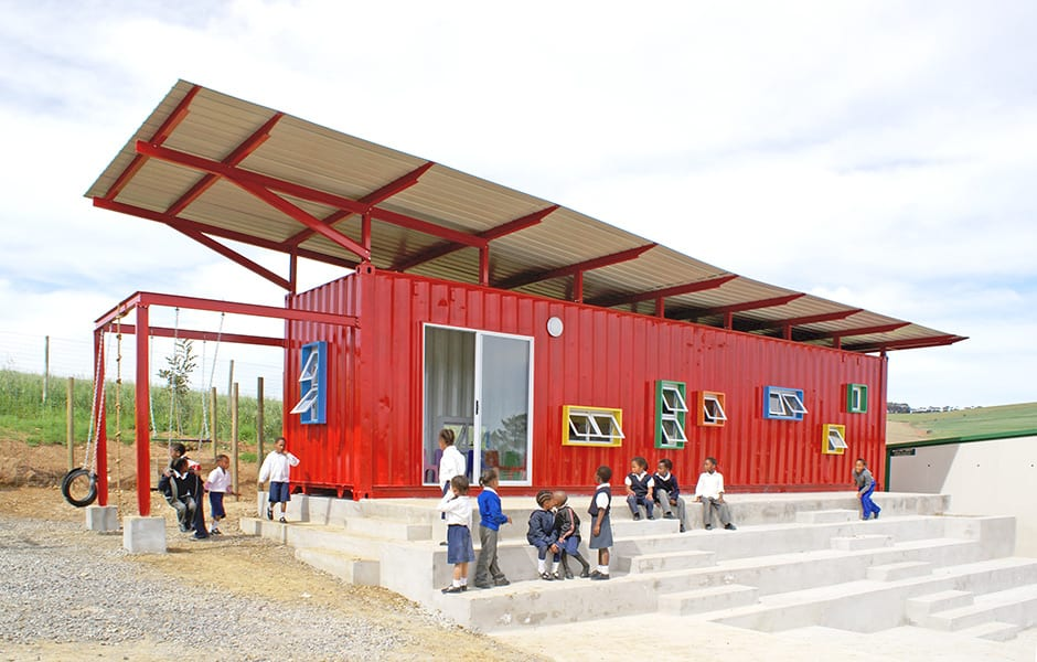 School Container Conversions