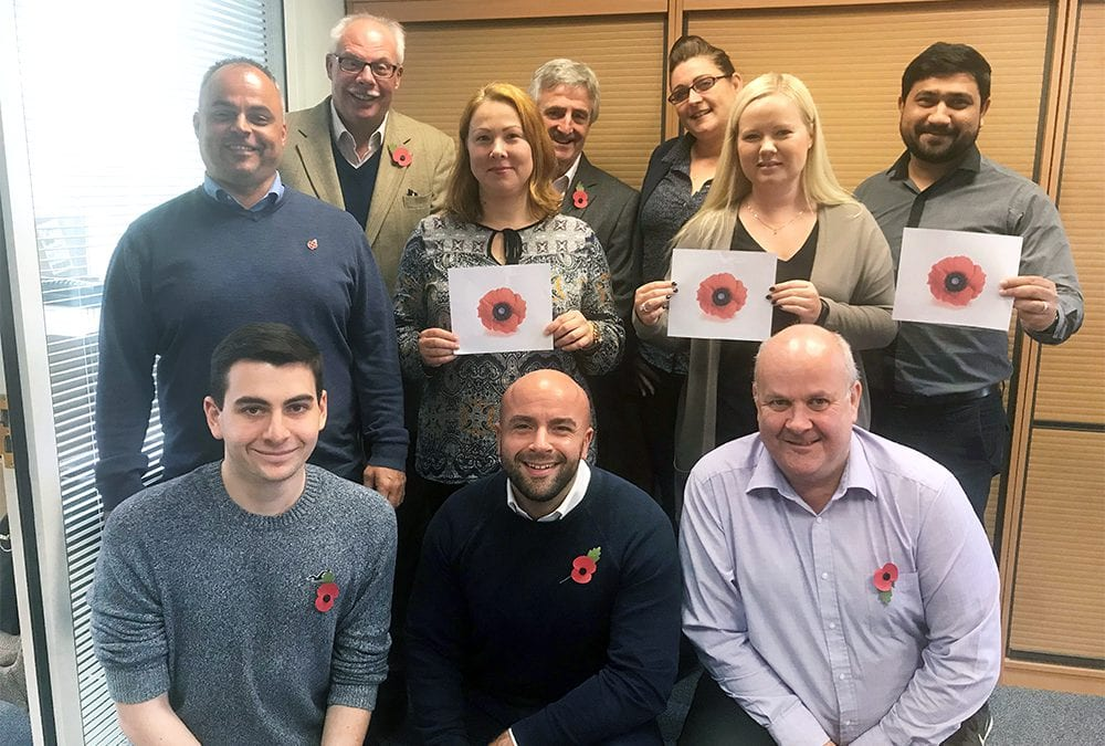 Cargostore Commemorates Remembrance Day