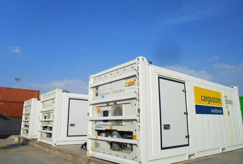 New Product Launch – 20ft DNV Dual Reefer