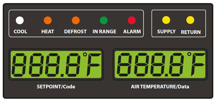 How to program you Reefer Container Temperature, Humidity and