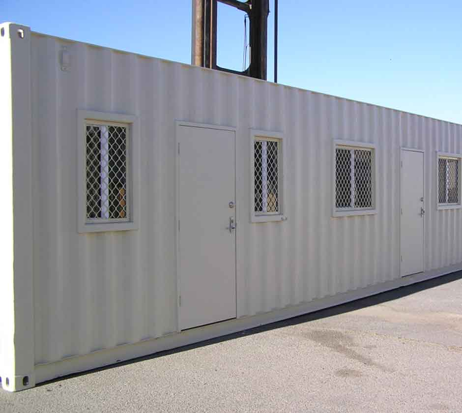 Accommodation-Unit Cargostore