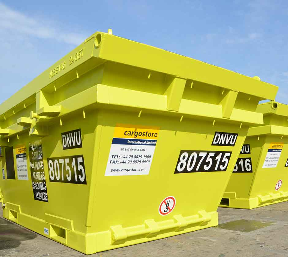 7m3 Boat-Shaped-Offshore-Skips-Cargostore