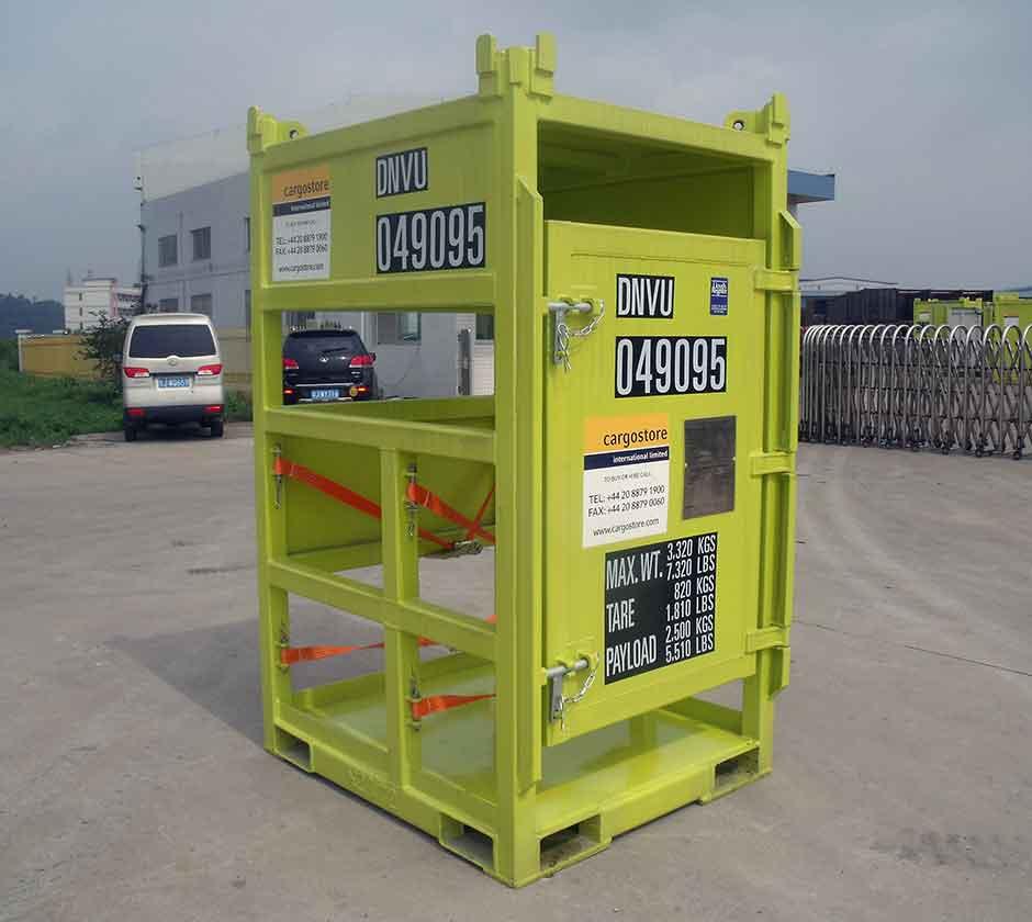 DNV-Offshore-Bottle-Rack Cargostore