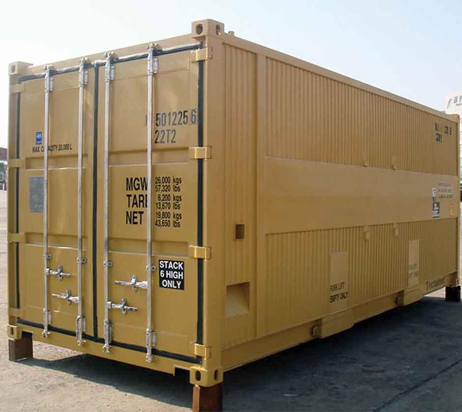 Mining | Cargostore Worldwide