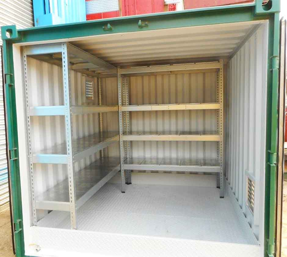 10ft Hazardous Container Cargostore