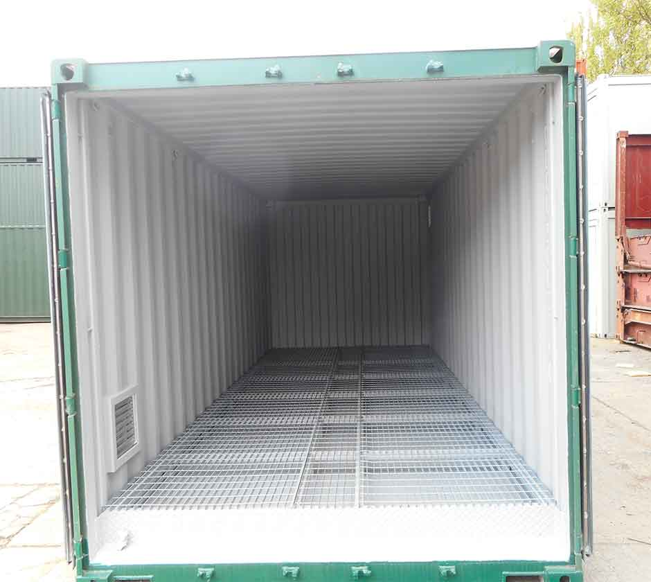 20ft Hazardous Container Cargostore