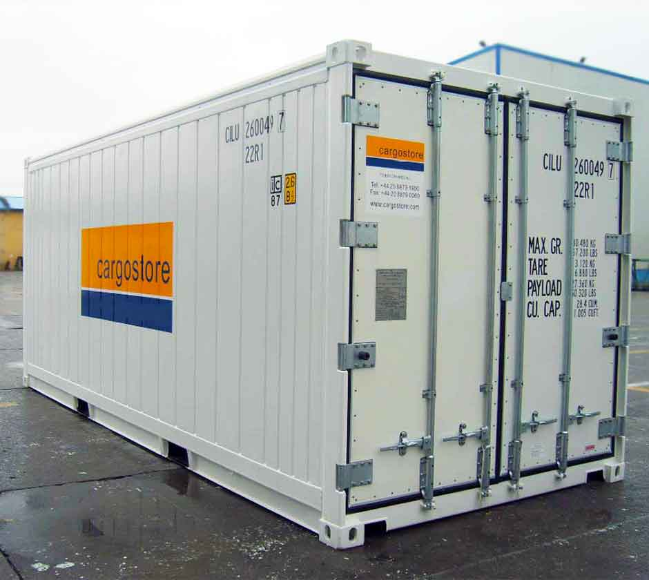 What are Reefer Containers… and what do you use them for