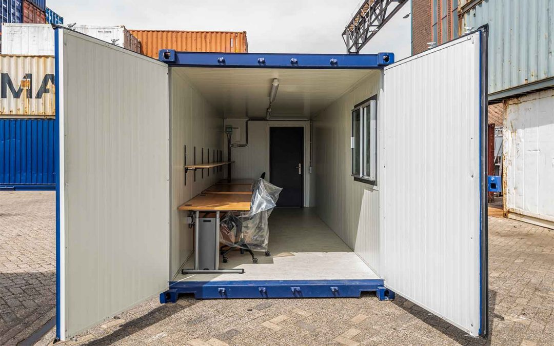 Bespoke Offshore Container Modifications