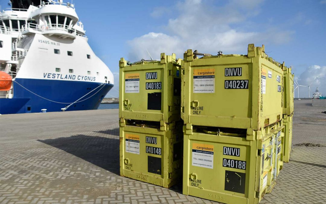 What Is A DNV Offshore Container?