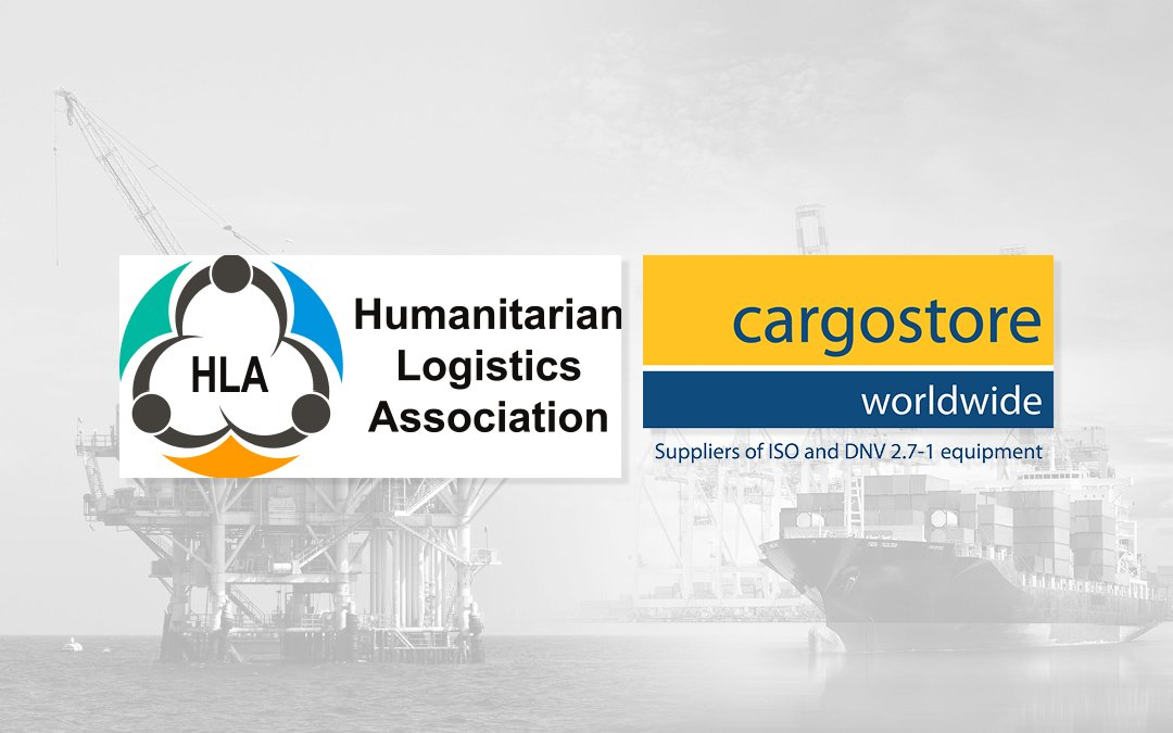 Cargostore Joins the Humanitarian Logistics Association