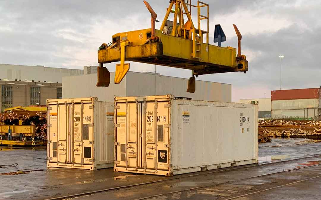 Cargostore Supply Units Supporting COVID-19 Efforts