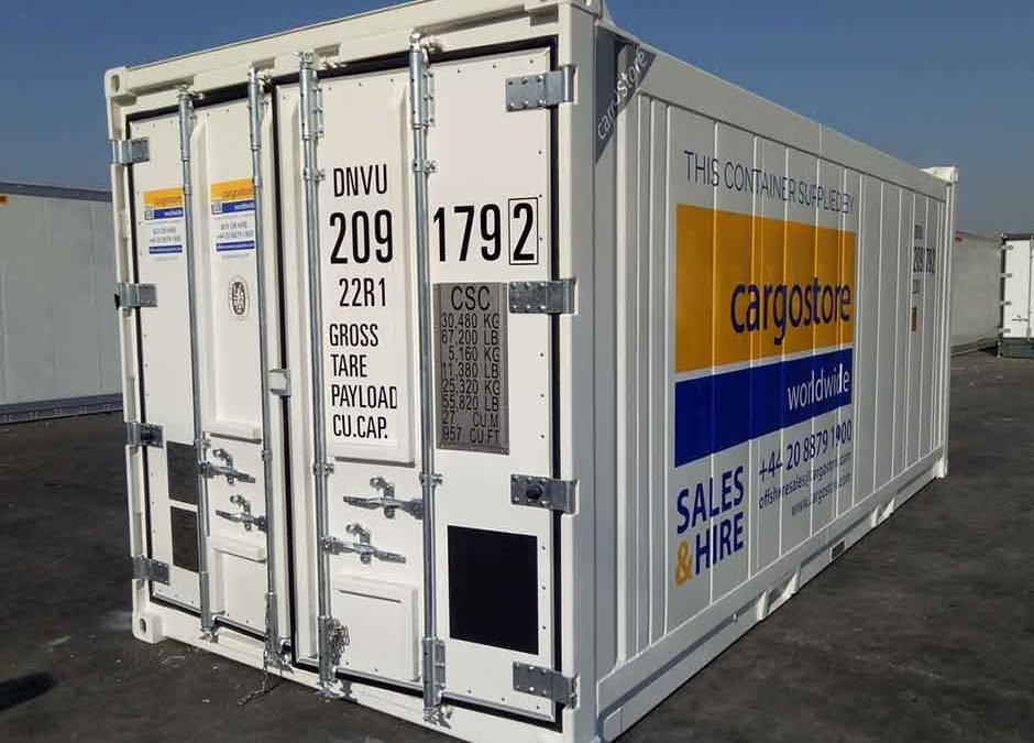 What is a Reefer Container… and what are they used for?