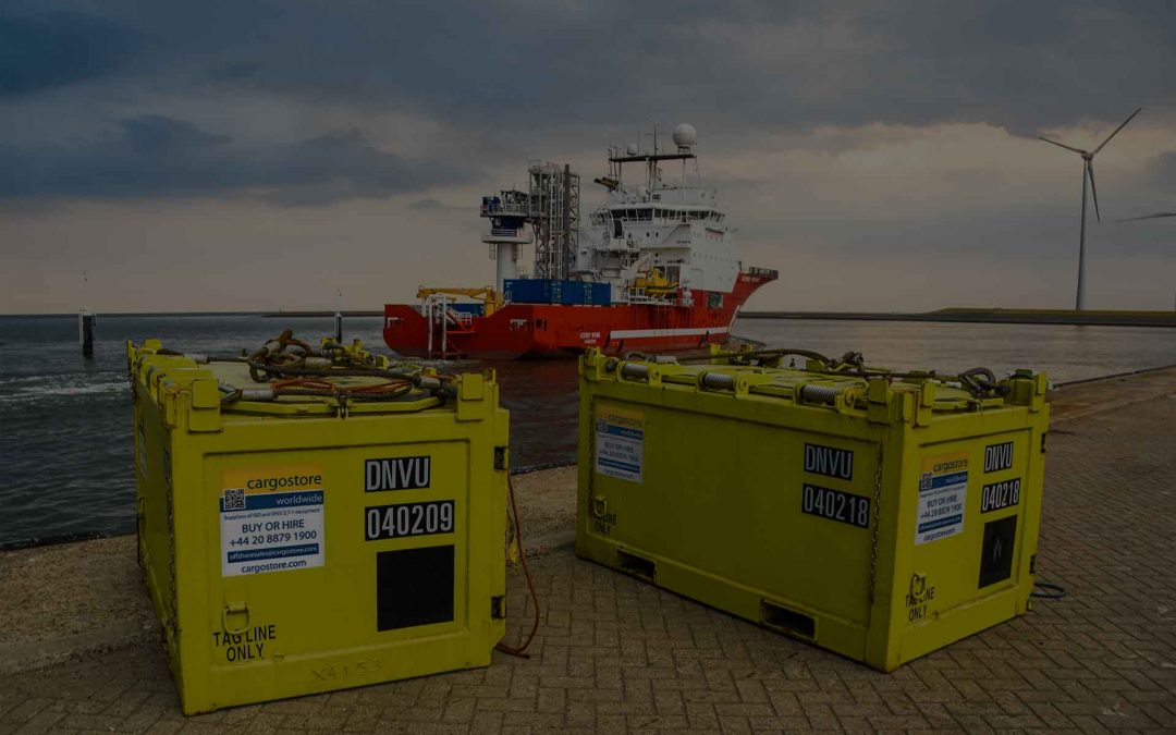 Key Considerations When Hiring an Offshore DNV Container