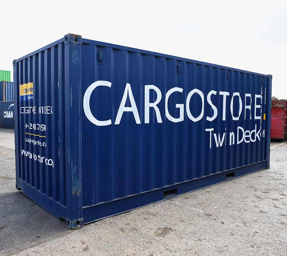 TwinDeck-Cargostore