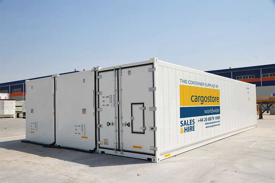 Cargostore Launches the BlizzardStore to Refrigerated Range of Products