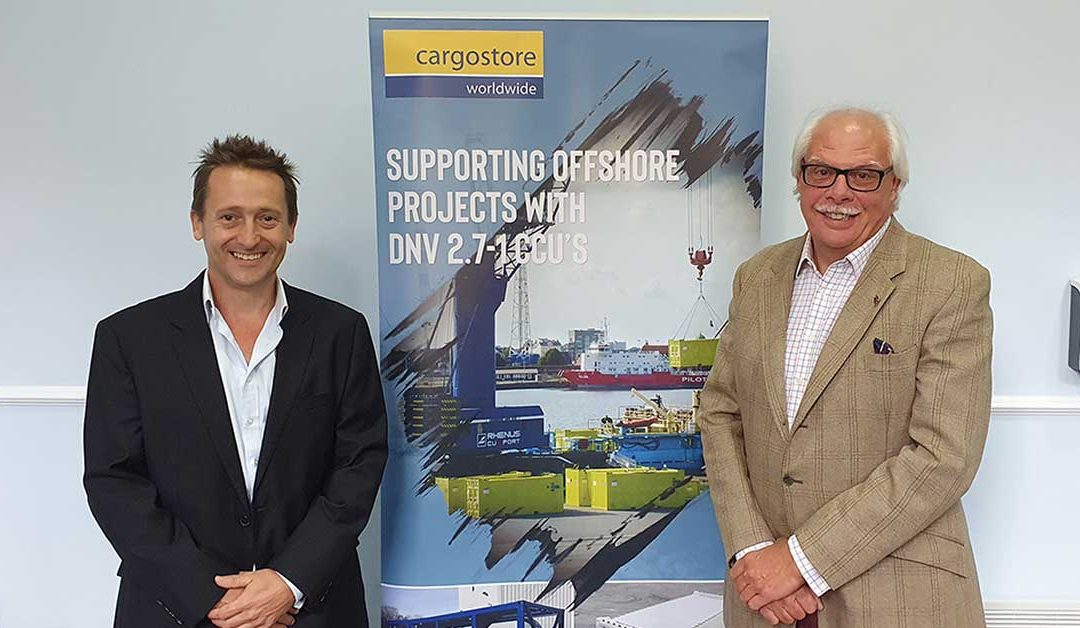 Cargostore Appoints Andrew Hart to Vice President, Offshore