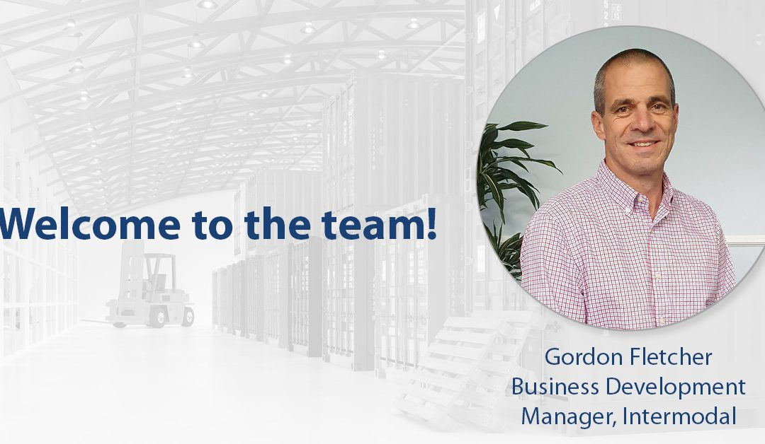 Cargostore Appoints Gordon Fletcher to Business Development Manager, Intermodal