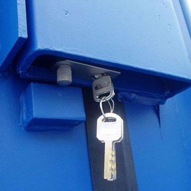 Lock box Cargostore Container Security