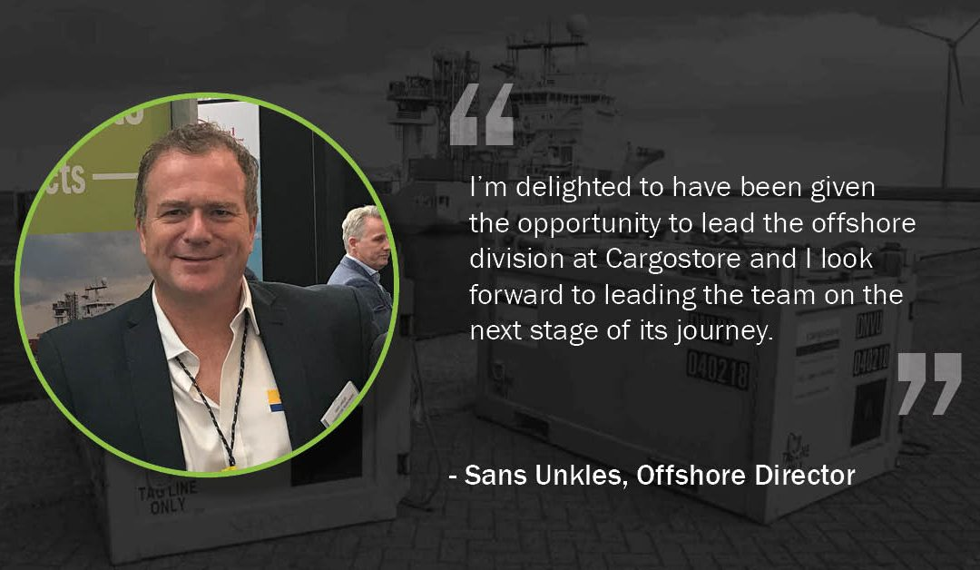 Sans Unkles Promoted to Offshore Director
