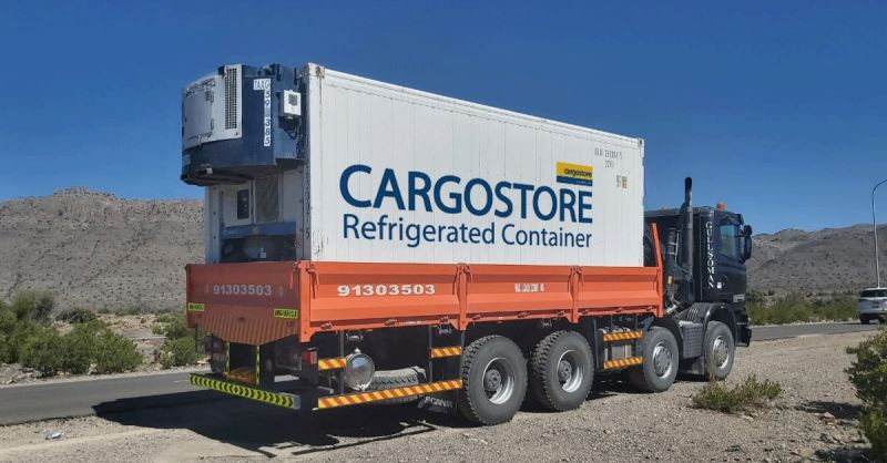 Cargostore Refrigerated ISO Container
